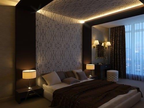 schlafzimmer beleuchtung ideen - fresHouse
