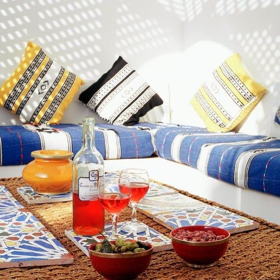 bodenkissen einrichtung f r die terrasse freshouse. Black Bedroom Furniture Sets. Home Design Ideas