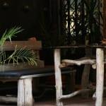 modernes Interir Design mit DIY Gartenmöbeln aus Holz