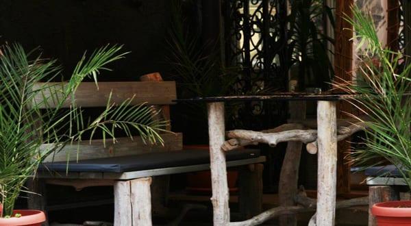 DIY Garten- und Gastronomiemöbel aus Holz