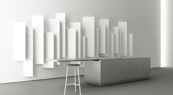 """Wandregal küche modern  Stilvolle Wandgestaltung mit dem Wandregal """"CTlinie"""" - fresHouse"""