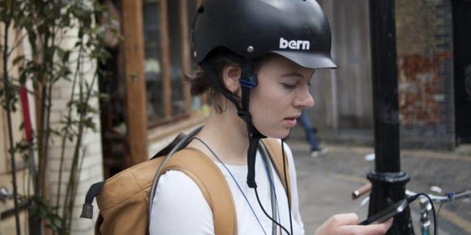 Innovative Kopfhörer für Fahrradfahrer