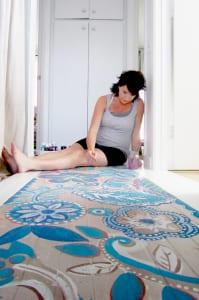 kreative Streichen Ideen für Holzbodenbelägevon alisa burke