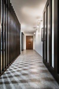 kreative flurbeleuchtung für moderne flurgestaltung_Warehaus von Residential Attitudes