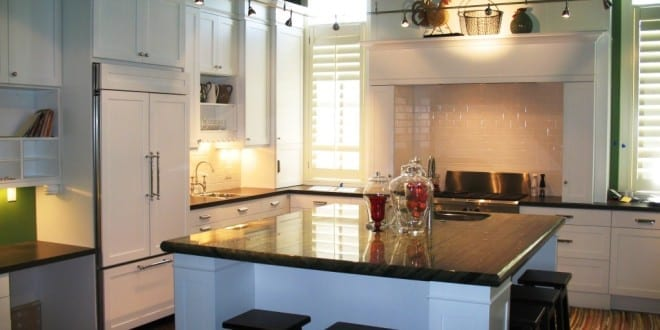 Moderne Küchengestaltung kreative küchenidee für moderne küchengestaltung in weiß mit