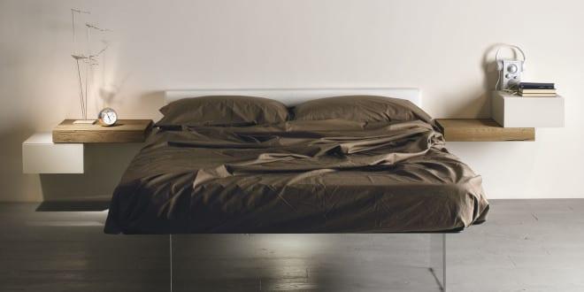 minimalistisch wohnen und schlafzimmer einrichten mit. Black Bedroom Furniture Sets. Home Design Ideas