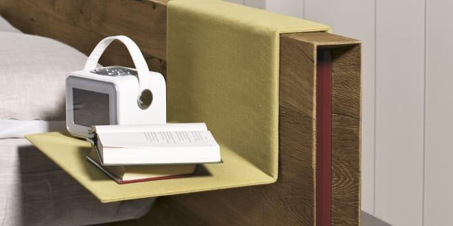 minimalistische einrichtungsidee schlafzimmer und moderne schlafzimmer sett mit abgehängten nachttische