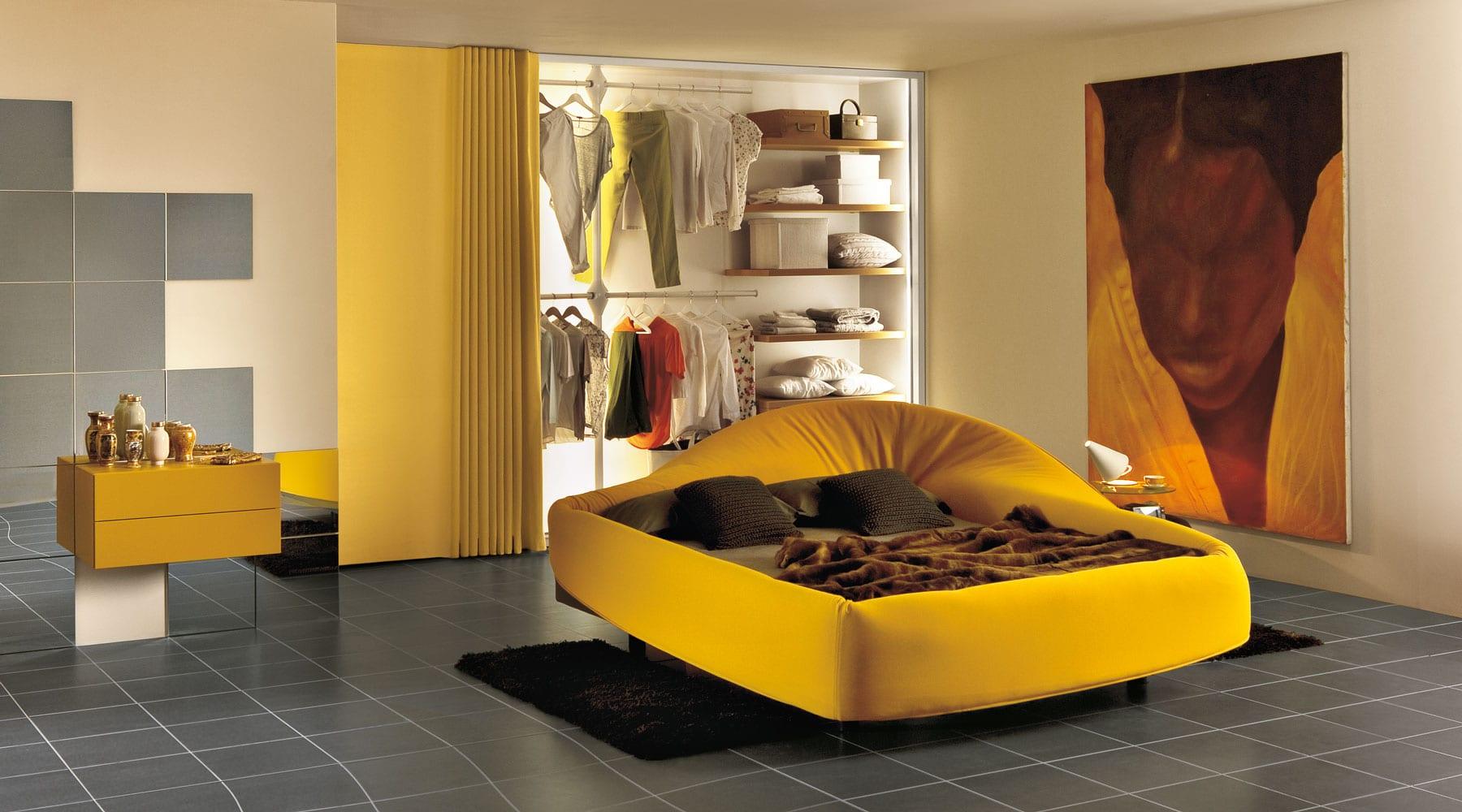 moderne einrichtungsideen f252r minimalistische schlafzimmer