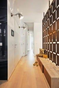 modernes Interieur und Wohnidee Flur von GAO Archiects