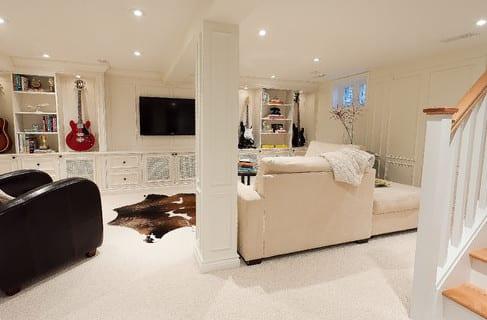 modernes wohnzimmer wohnideen in wei freshouse. Black Bedroom Furniture Sets. Home Design Ideas