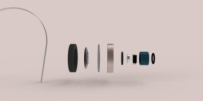 neue technologie und Konzept zum Musikhören mit Kopfhörer Safe plus Saun