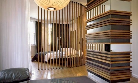 Emejing Raumteiler Wohnzimmer Modern Photos - Ideas & Design