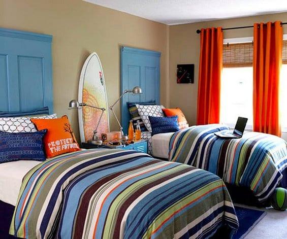 coole deko ideen schlafzimmer jungen und kreative ...