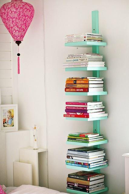 Coole Deko Ideen Schlafzimmer Mit Diy Bücherregal