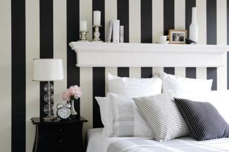 interessante deko ideen schlafzimmer und farbgestaltung in ...