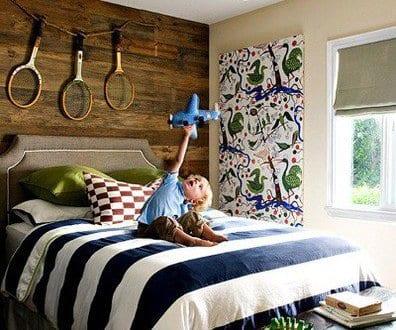 kinderzimmer deko ideen und coole wanddeko schlafzimmer