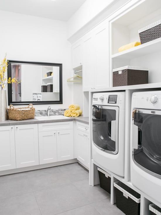 kleine wohnk che einrichtungsidee freshouse. Black Bedroom Furniture Sets. Home Design Ideas