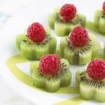 schnelle und interessante Ideen für Party-essen und kindergeburtstage mit früchten