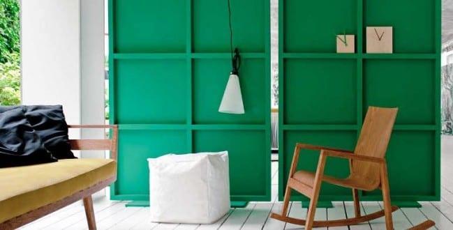 50 Raumteiler-Inspirationen für dezente Raumtrennung