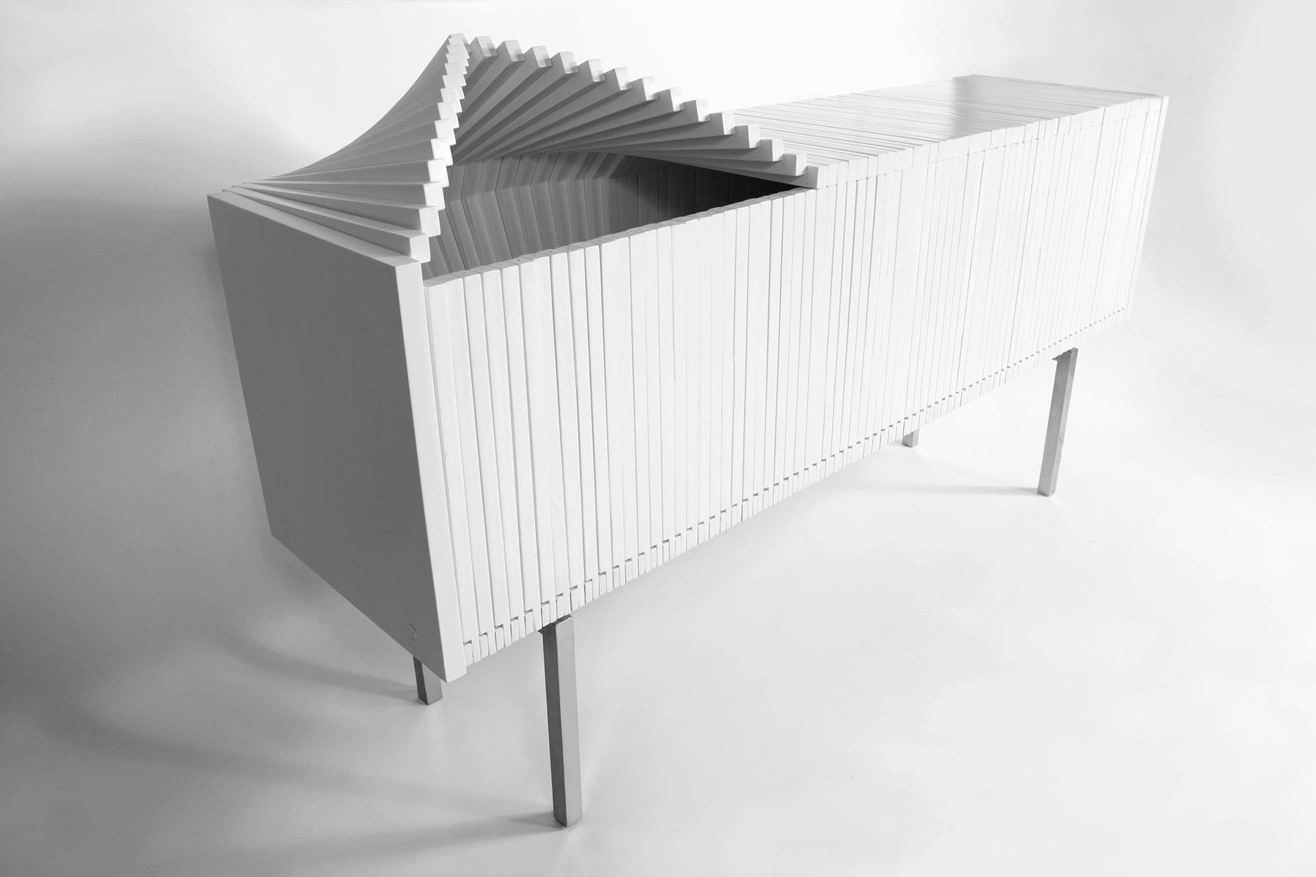 Moderne Sideboards Weiß Aus Holz Für Moderne Wohnzimmereinrichtung