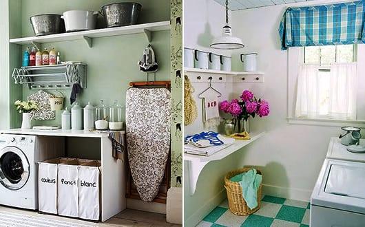 platzsparende-einrichtung-für-kleine-waschküche