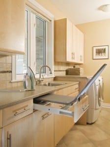 platzsparende idee für waschküchen