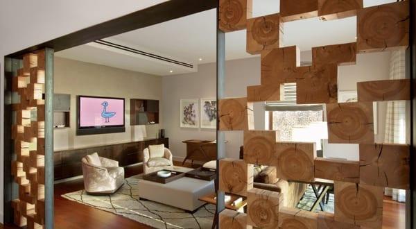 raumteiler holz f r dezente raumtrennung wohnzimmer ideen freshouse. Black Bedroom Furniture Sets. Home Design Ideas
