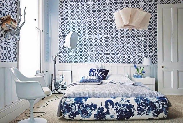 Schlafzimmer farbgestaltung f r optische raumvergr erun for Farbgestaltung schlafzimmer