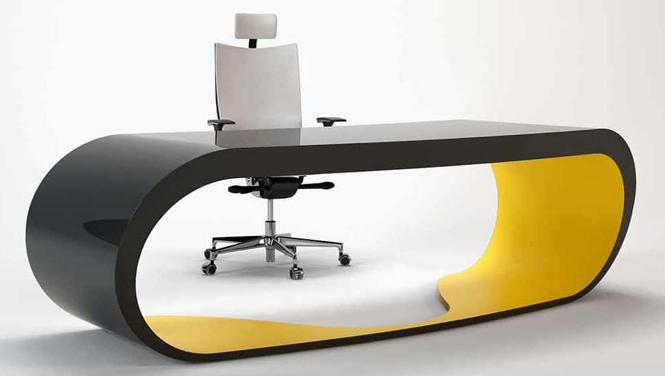 büromöbel mit design für moderne einrichtung von büroräumen mit ...
