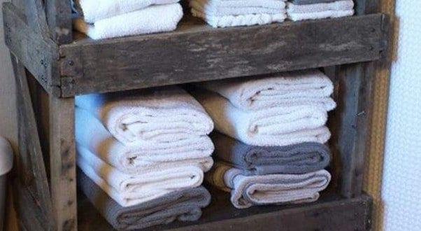 Badezimmer moebel aus paletten bauen freshouse - Mobel aus paletten bauen ...