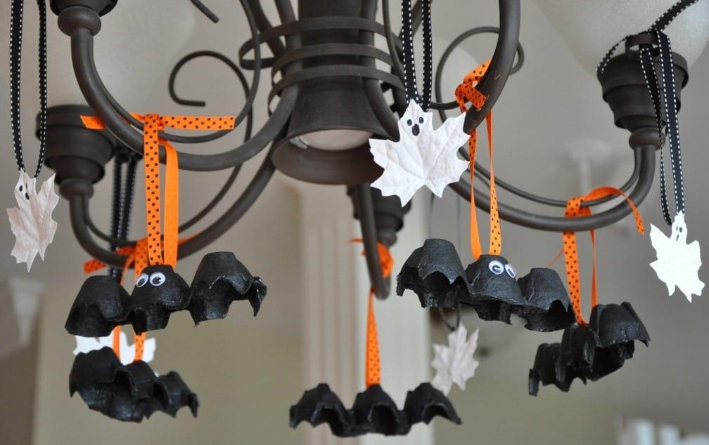 Coole Halloween Deko Idee Fuer Halloween Kinderparty Freshouse