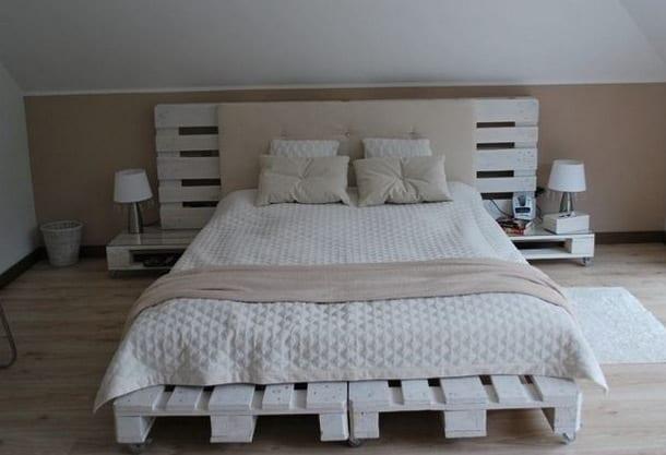 Fantastisch Bett Bambus Bild Von Bett Idee