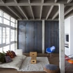 moderne Loft Wohnung_das Apartement Copa in Brazil von Felipe Hess und Renata Pedrosa