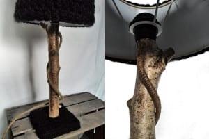 designer lampe selber bauen aus holz oder kaufen freshouse. Black Bedroom Furniture Sets. Home Design Ideas