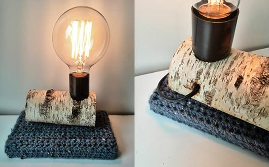 designer zweig lampe selber bauen oder kaufen freshouse. Black Bedroom Furniture Sets. Home Design Ideas