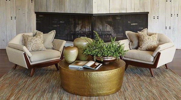 Designklassiker für ein elegantes Wohnzimmer Design - fresHouse