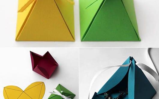 geschenkverpackung basteln aus karton und kleine geschenke. Black Bedroom Furniture Sets. Home Design Ideas