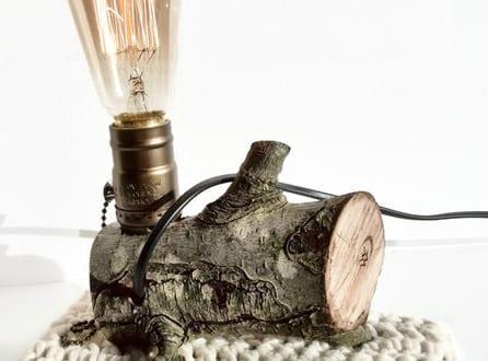 lampe selber bauen oder kaufen mit edison kohlefaden gl hbirne freshouse. Black Bedroom Furniture Sets. Home Design Ideas