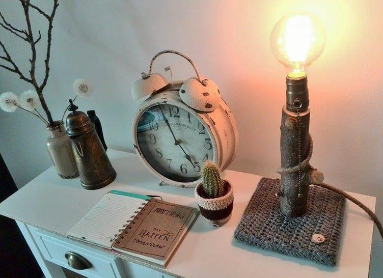 moderne zweig lampe selber bauen freshouse