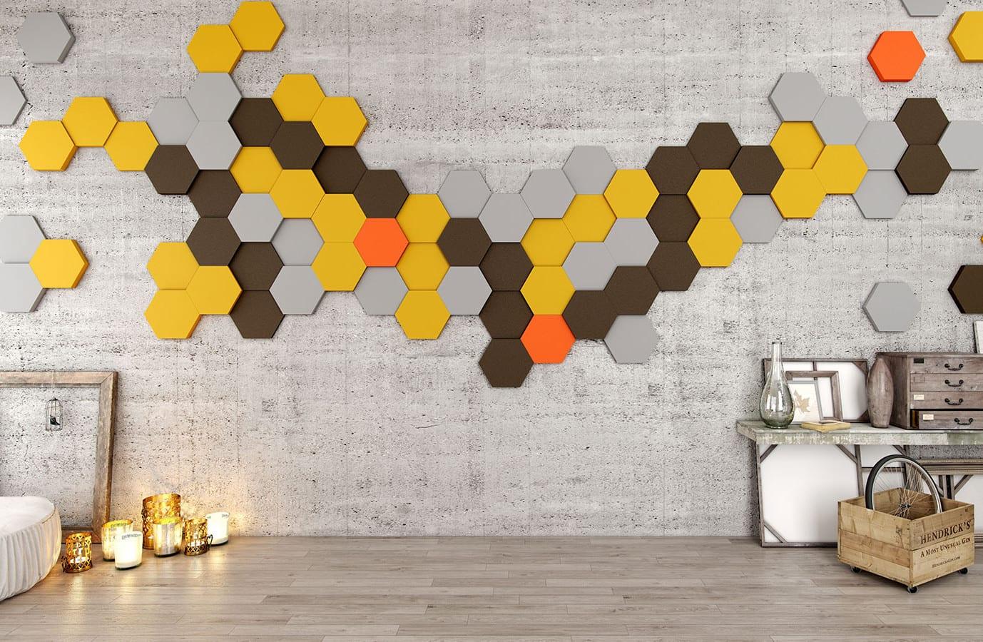 wandgestaltung ideen und kreative wohnideen f r farbgestaltung wohnzimmer mit 3d paneelen. Black Bedroom Furniture Sets. Home Design Ideas
