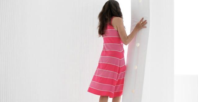weiße trennwände und flexible raumteilung mit innovativem ...