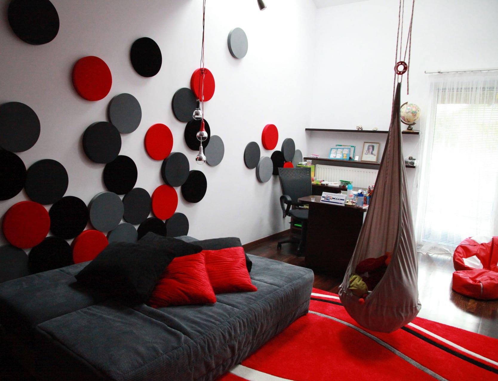Wohnidee Fur Moderne Wandgestaltung Und Farbgestaltung Jugendzimmer