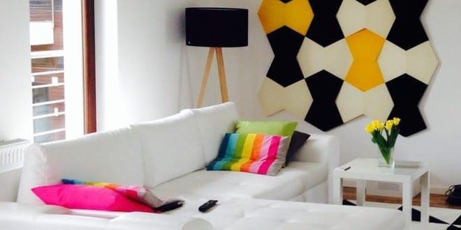wohnzimmer design in schwarzwei und kreative wohnideen f r moderne wandgestaltung wohnzimmer. Black Bedroom Furniture Sets. Home Design Ideas