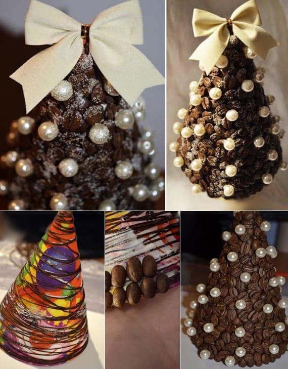 Bastelideen mit kaffeebohnen zum weihnachten freshouse - Deko bastelideen ...