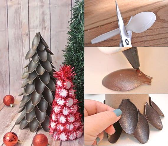 Bastelideen Weihnachten.Bastelideen Weihnachten Für Dekorativen Weihnachtsbäume Freshouse