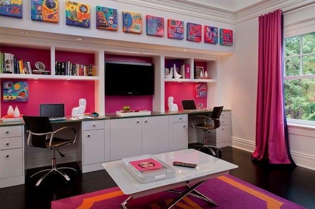 coole teenager zimmer einrichten und moderne jugendzimmer gestalten ...