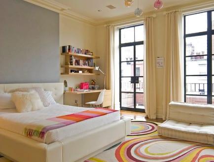 coole zimmer ideen f r jugendliche und frische jugendzimmer einrichtung in gelb freshouse. Black Bedroom Furniture Sets. Home Design Ideas