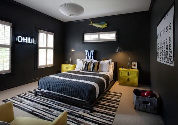 Coole Zimmer Ideen Für Jugendliche Und Kreative Wandgestaltung Mit