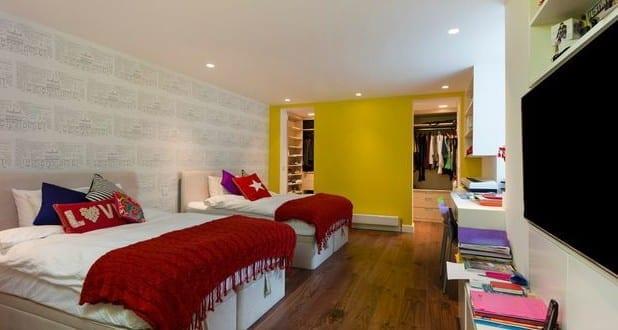coole zimmer ideen f r jugendliche wand streichen ideen und zimmer deko ideen f r teenager. Black Bedroom Furniture Sets. Home Design Ideas