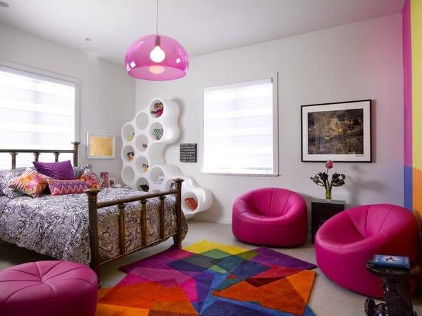 Jugend mädchenzimmer deko  coole zimmer ideen und kreative zimmer deko ideen für ...